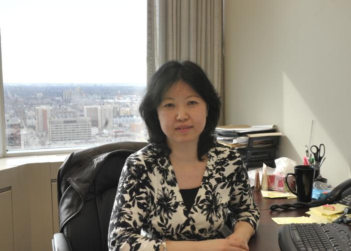 Zhaohui (Joey) Sun – Vice President (Finance)